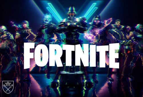 FORTNITE MED DETOO