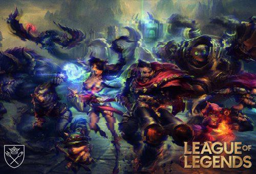 League of Legends turnering på årets digitale HordaLAN!