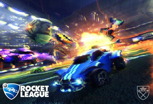 ROCKET LEAGUE TURNERING