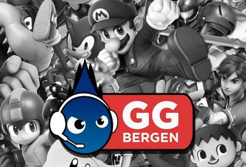 GG Bergen & Super Smash Bros. Ultimate