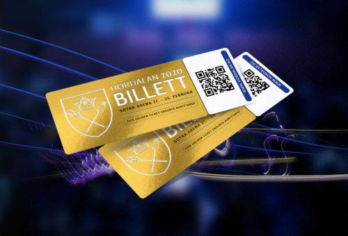 Info om HordaLAN Billettene