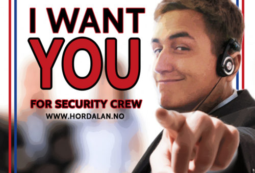 HordaLAN Security