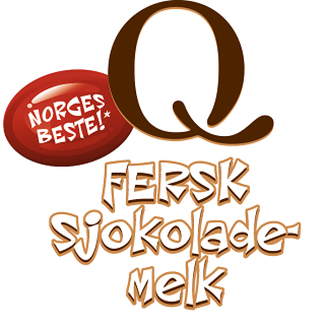 Q-Sjokolademelk